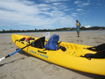Malibu Two (seats 1, 2 or 3 persons) - by Ocean Kayak NZ