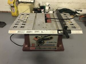 Delta Table Saw 10""