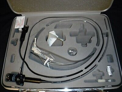 Olympus Bronchoscope Bf Type 3c20 W Hard Case And Extras