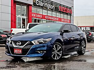 2016 Nissan Maxima SV Leather, Navi, V6 Power
