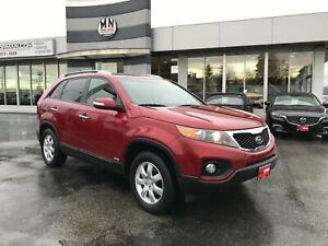 2011 Kia Sorento LX AWD Only 87, 000KM Includes Snow Tire PKG