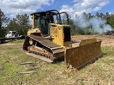 2009 Caterpillar D6n Lgp Crawler Dozer Cab Ac Cat Bulldozer