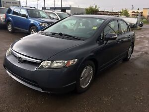 2008 Honda Civic Hybrid (REMOTE START)(CLEAN CARPROOF)INSPECTED