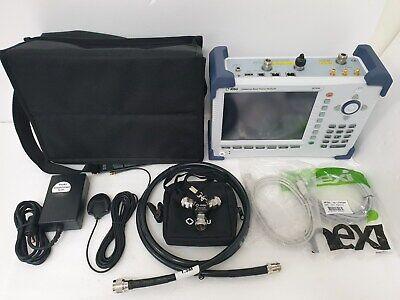 Jdsu Jd785a Handheld Spectrum Analyzer 9khz 8ghz Signal Generator 6ghz