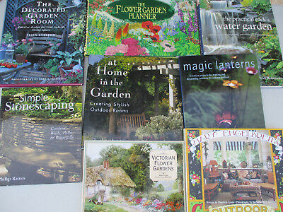 Landscaping Ideas Flower Garden Stone Wall Walking Path Pond Big Lot
