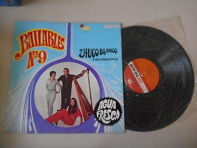 LP Ethno Hugo Blanco Y Su Conjunto - Bailables No.9 (12 Song) HB / VENEZUELA