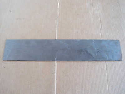 18 11ga Steel Plate Mild Steel A36 4 X 14 .12 Thick