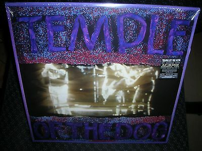 Temple Of The Dog    New Double Gatefold Record Lp Vinyl Chris Cornell