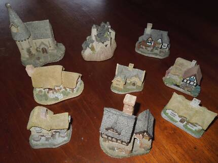 Miniature Country Houses