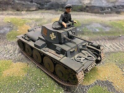 German Light Tank Pz.Kpfw 38(t) 1/35 Built & Painted