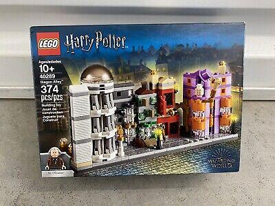 Lego 40289 Harry Potter Diagon Alley promo set SEALED!!!