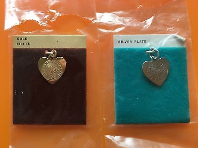 New Orleans Louisiana Exposition 1984 Worlds Fair Silver Plated & Gold Charms
