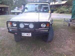 1985 Toyota LandCruiser Wagon Rocksberg Caboolture Area Preview
