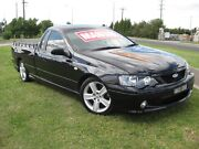 2004 FORD FALCON XR8 BOSS 260 MANUAL Fawkner Moreland Area Preview