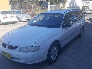 HOLDEN COMMODORE VT WAGON $900 DEPOSIT AND $87.18 PW Berkeley Vale Wyong Area Preview