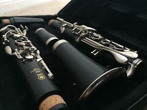 Yamaha YCL-250 Clarinet + Clarinet Stand Blakehurst Kogarah Area Preview