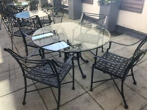 Patio table sets