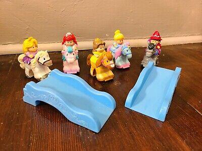 Fisher-Price Little People Disney Princess Klip Klop Figures