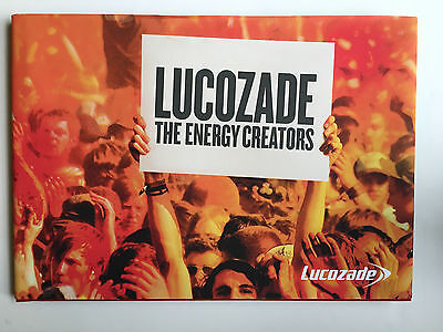 Lucozade Brand Book 2012 for Marketers