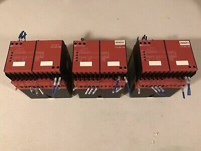 Telemecanique Xps-am Safety Relay. Lot Of 3.