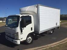 2009 Isuzu NNR 200 (A1 Condition) Rangeville Toowoomba City Preview