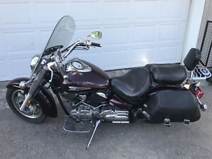 2007 Yamaha vstar Silverado 1100 for sale