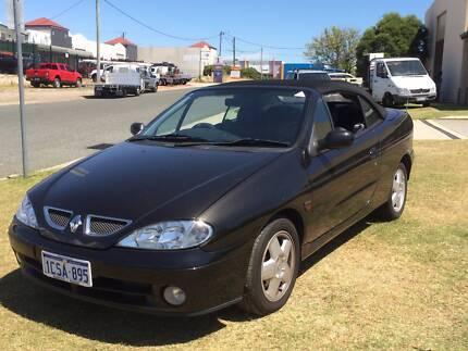 2002 Renault Megane Convertible Wangara Wanneroo Area Preview