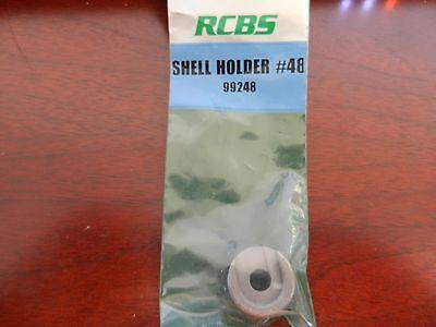 RCBS Shell Holder #48;  99248;  338 Norma Magnum, 338 Lapua