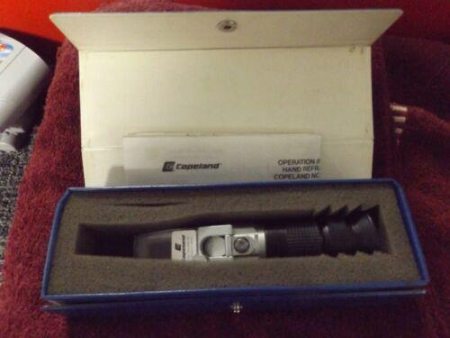 Copeland 998-RMET-00 Refractometer  - Original Case