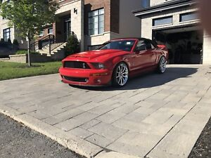 Ford Mustang Shelby Gt 500 2007