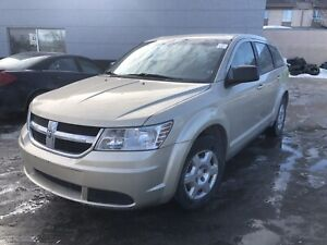2009 dodge journey only 125 kms  comes with fresh saftey