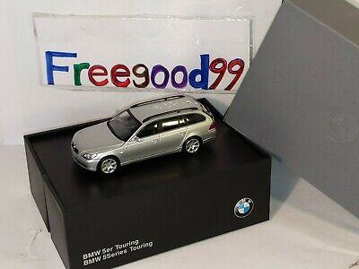 1:43 BMW 5er Touring wagon Collector's Model DEALER's CHOICE Collect all of them