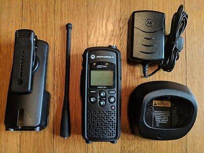 Motorola DTR550 Digital 900MHz Two Way Radio. Buy it now for 189.0