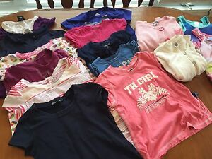 Girls summer clothes, size 5-6