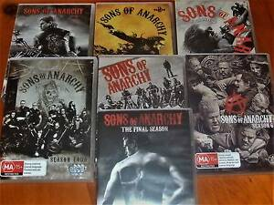 Sons of Anarchy DVDs Vermont Whitehorse Area Preview