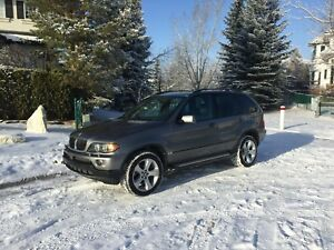 2004 BMW X5 Sport - X-Drive, panoramic roof, great condition!
