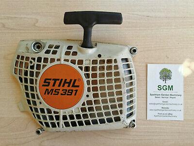 Genuine OEM Stihl MS291 MS391 C/M Chainsaw Recoil Pull Start 1140 080 2105 'B14