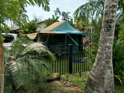 Camper Trailer Leanyer Darwin City Preview