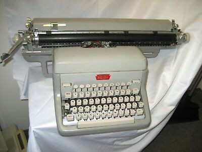 Refurbished Royal Manual Typewriter 21 Or 12 Carriage - Choose One Wwarranty
