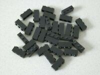 Lego 3004# 60x Basic Steine 1x2 hoch  rot 165 148 10018