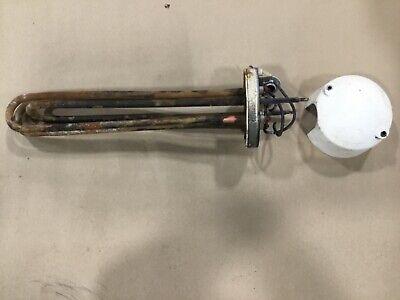 Warren Xbf-9-460-14.5c3 Screw Plug Heater 3 Phase 9000 Watt 460v 01t10