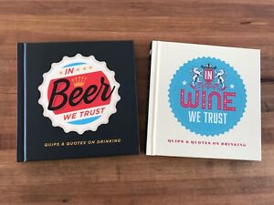 Books for you bar - beer and wine