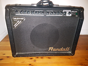 Randall RG75D G3 75 watt Cherrybrook Hornsby Area Preview