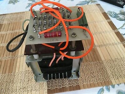 High Voltage Power Supply 3kv 3000 Volts 50 Ma.