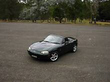 1998 Mazda MX-5 Convertible NB8A 1.8L 5sp Manual Arndell Park Blacktown Area Preview