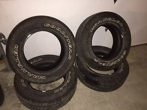 Tires 265/65-r18