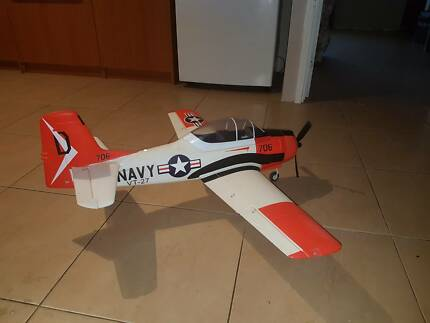 Large RC Plane Collection
