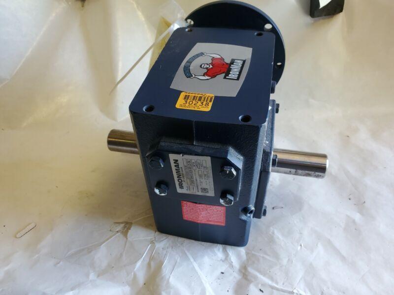 Grove Gear Ironman Gear Reducer Model GRG-BMQ-826-60-D-56  60:1 Ratio