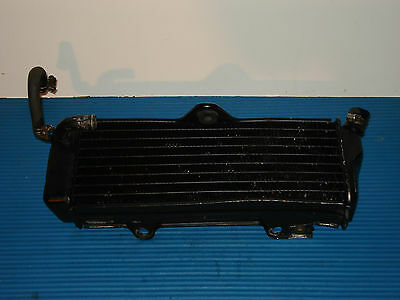 85 Honda CR 500 Left Radiator