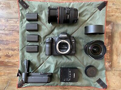 canon 5d mark ii and Lens Package Incredible Deal